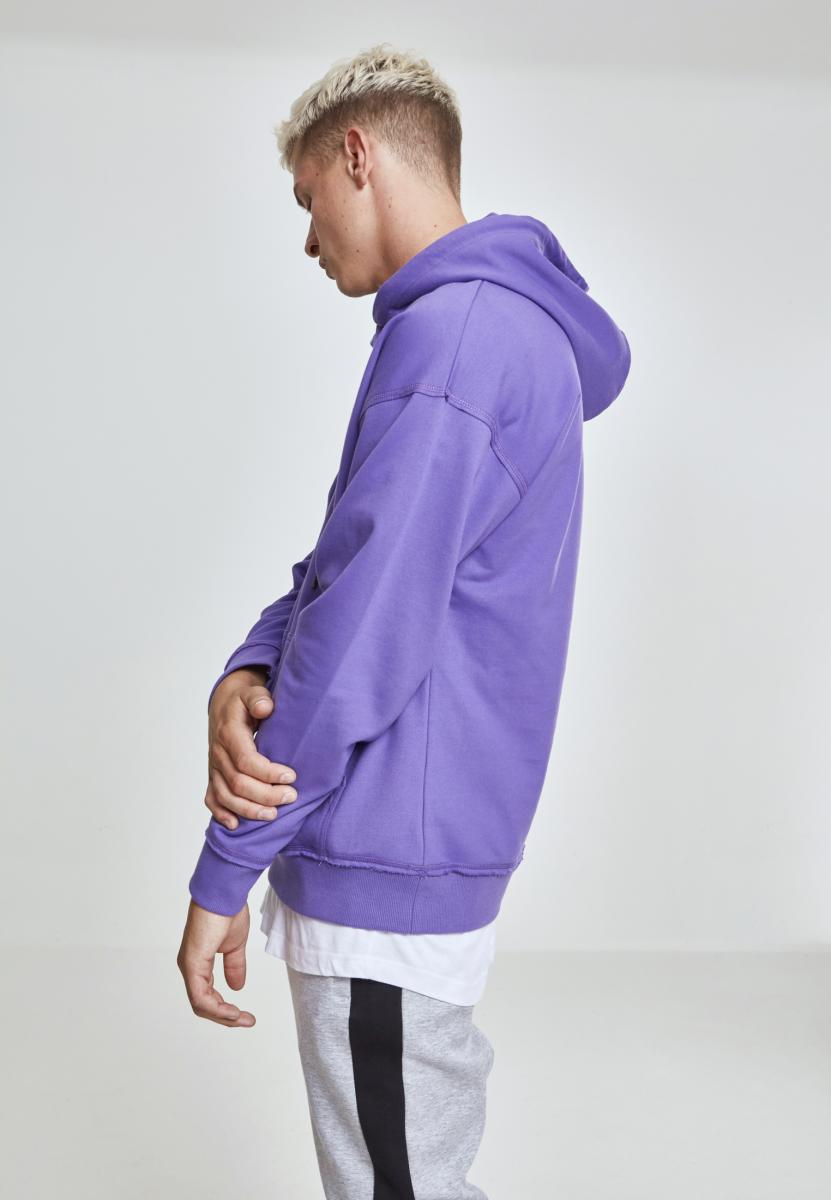 charly lownoise hoodie ultraviolet side